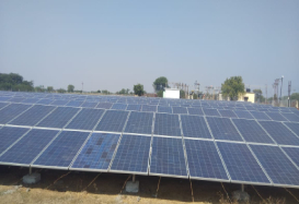 Ground Mounted Solar Projects